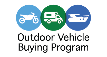 Outdoor Vehicle Buying Program Logo